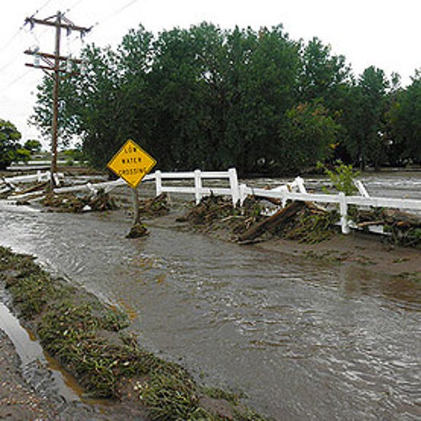 What Is the Climate Change Context behind the Colorado Floods?