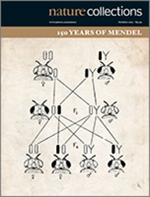 Nature Collections: 150 Years of Mendel