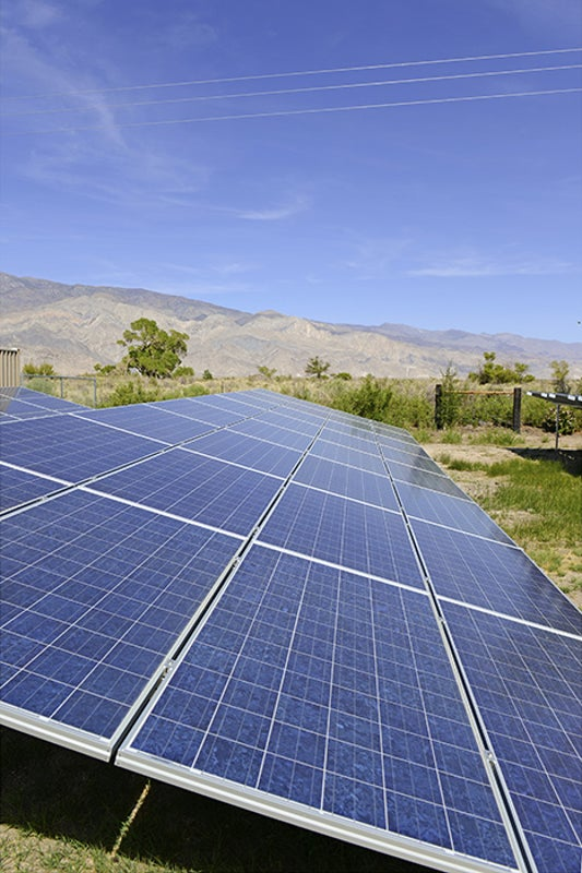 Solar Power Lights the Way to a Cleaner Economy in Chile