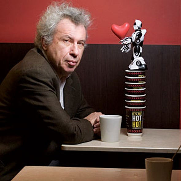Humans Marrying Robots? A Q&A with David Levy