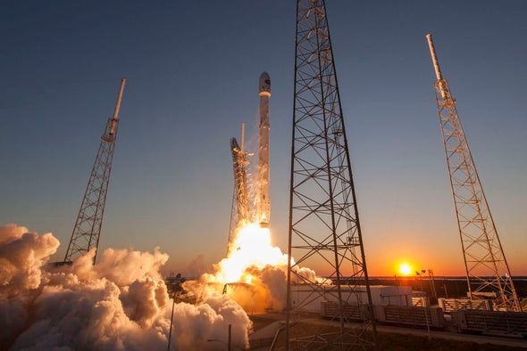 SpaceX to Attempt Another Rocket Landing Sunday