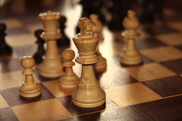 How Psychologists Study the Einstellung Effect in Chess