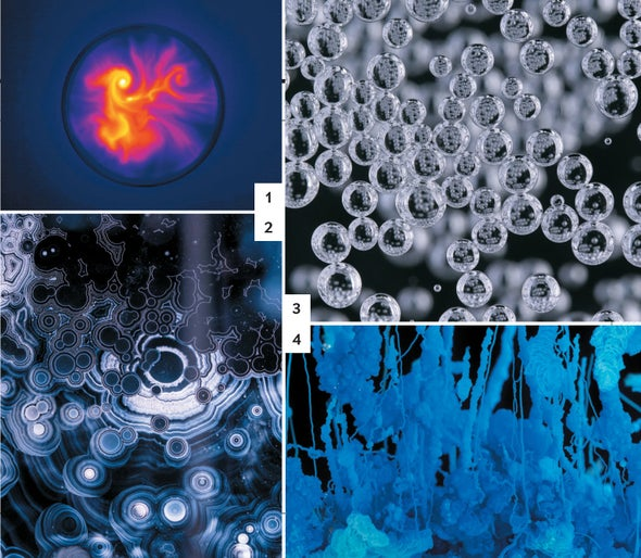 Stunning Images from Chemistry, the Inscrutable Quantum Reality, and Other New Science Books