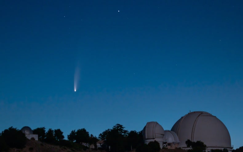 Comet NEOWISE Could Be Spectacular: Here's How to See It