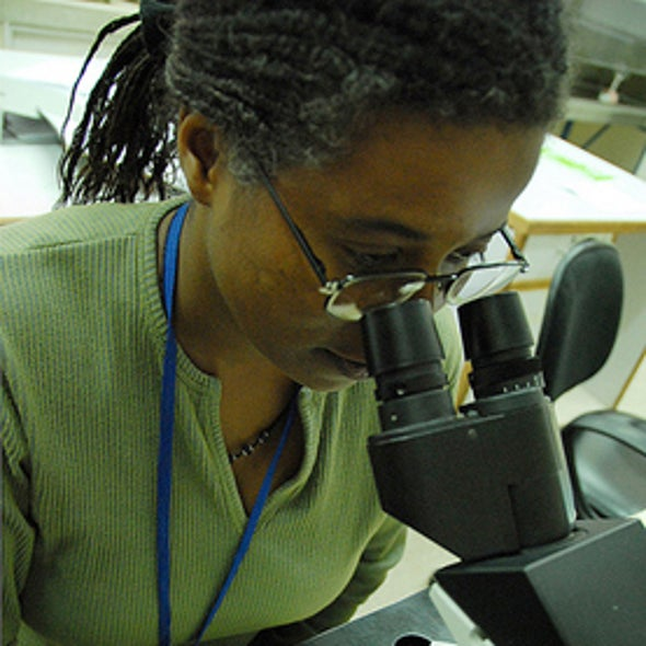 Black-White Science Funding Gap Still Constrains and Confounds