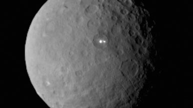 Dawn Spacecraft Sees Spots as It Approaches Mysterious Ceres [Slide Show]