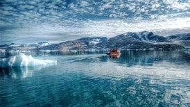 As More Rain Falls, Greenland Is Melting Faster