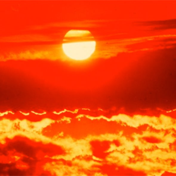 Live Chat on Heat Waves and Climate Change, 1:30 P.M. EDT Today