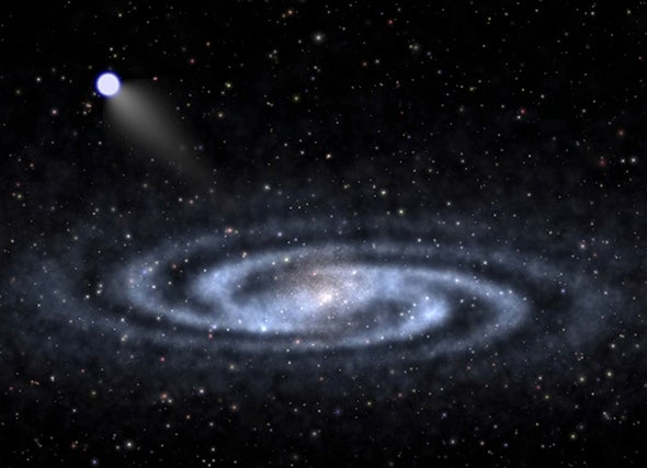 Speediest Star's Origins Revealed