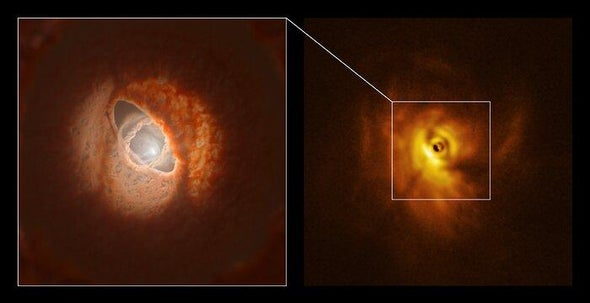 Star Systems Can Be Born Topsy-Turvy