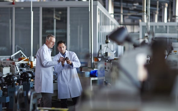 Male Scientists Share More--but Only with Other Men