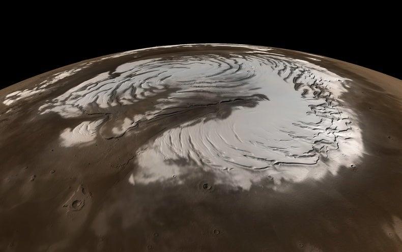 Martian Weather Kicks into High Gear at Night