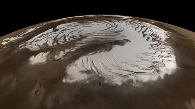 Martian Weather Kicks into High Gear at Night