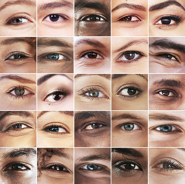 Some People Suffer from Face Blindness for Other Races