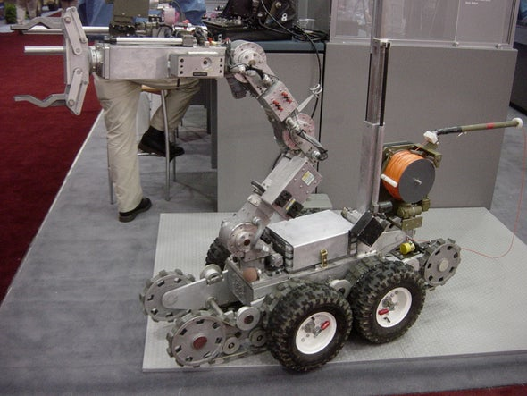 """Are Robots Still Just """"Tools"""" When They Are Used to Kill?"""