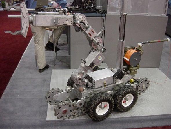 Are Robots Still Just