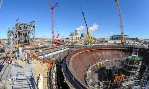 Nuclear Power Project in Georgia Gets Boost from Feds