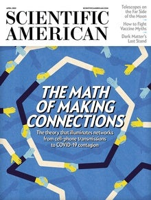 Scientific American Volume 324, Issue 4