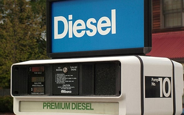 New Process Squeezes Sulfur Out of Diesel Fuel