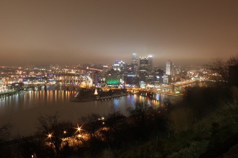 """Light Pollution Puts an End to """"Dark and Stormy Night"""""""