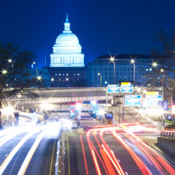 Is Natural Gas More Climate-Friendly? Researchers Map Thousands of Leaks in Washington, D.C.