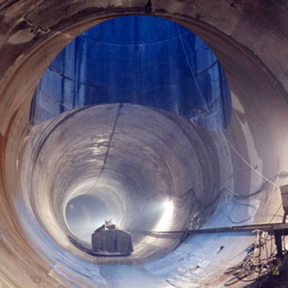 Sewer Diving: A Journey Inside Milwaukee's Deep Water Tunnel
