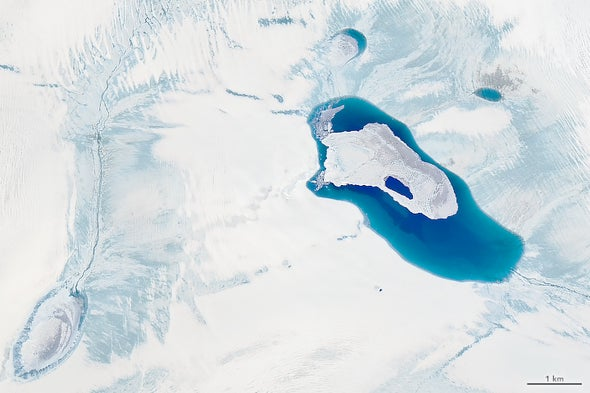 "Historic Greenland Melt Is a ""Glimpse of the Future"""