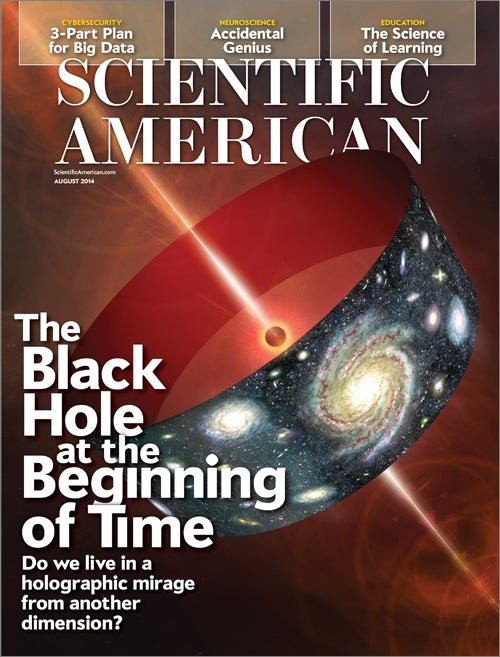 Scientific American Volume 311, Issue 2