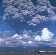 In Aftermath of Volcanic Eruption, Photosynthesis Waxes, Carbon Dioxide Wanes