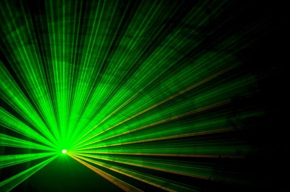 Extreme Light Scientific American