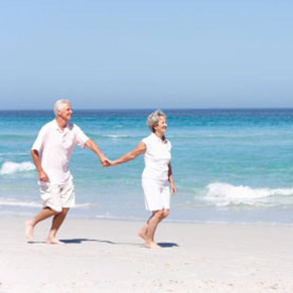 Walking Speed Predicts Life Expectancy of Older Adults