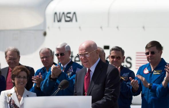 50 Years Later, John Glenn's Space Legacy Still Circling Earth
