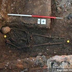 Confirmed: Bones of King Richard III Found under Parking Lot