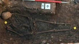 Confirmed: Bones of King Richard III Found under Parking Lot
