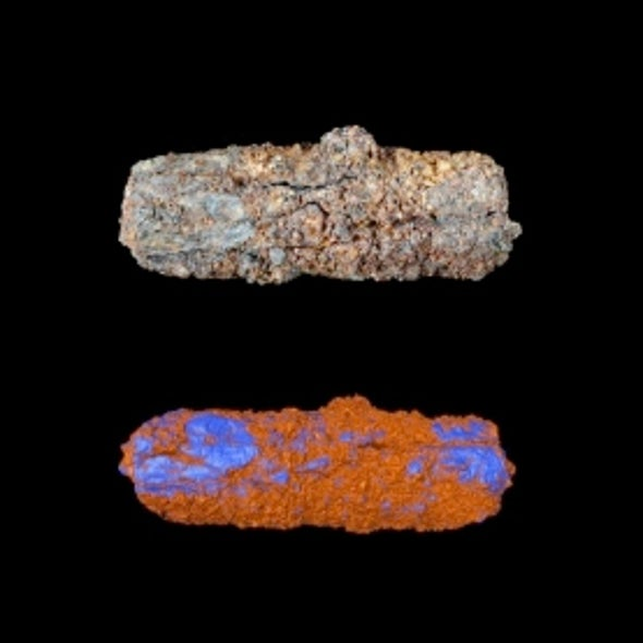 Iron in Egyptian Relics Came from Space