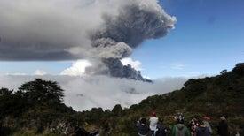 Turrialba Volcano in Costa Rica Erupts on a Historic Scale [Slide Show]