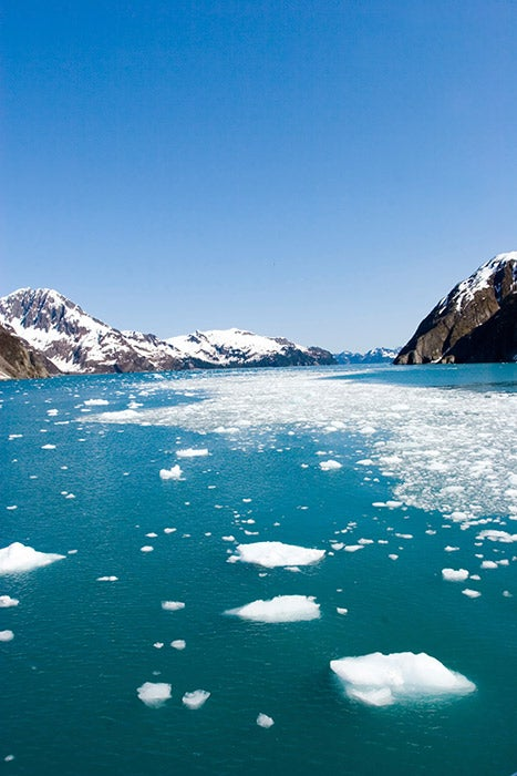 Alaska Experiences Dramatic Climate Change