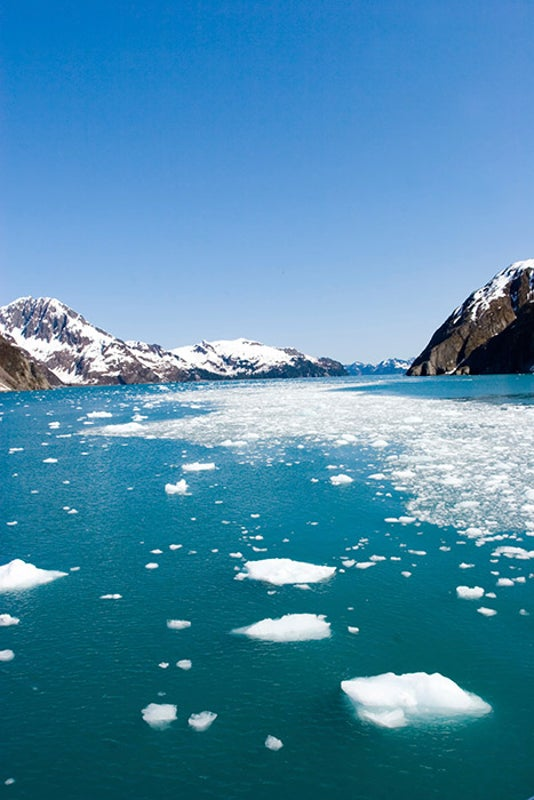 Alaska Experiences Dramatic Climate Change
