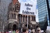 Politics-Wary Scientists Wade into the Trump Fray at Boston Rally
