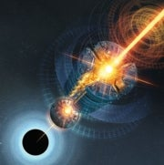 Could Black Hole Energy Save Humanity's Future?
