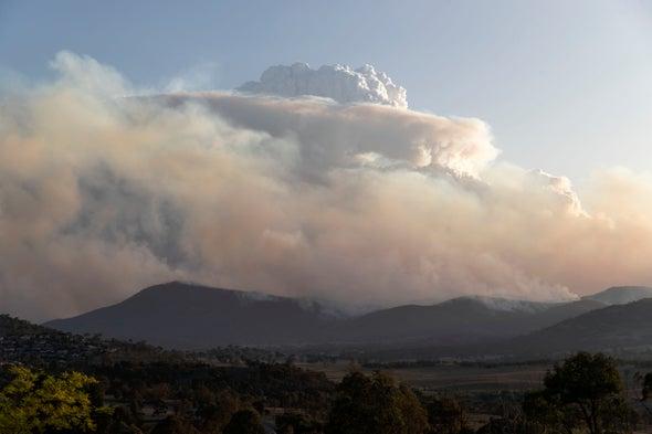 Understanding Pyrocumulonimbi, aka 'Fire Clouds'