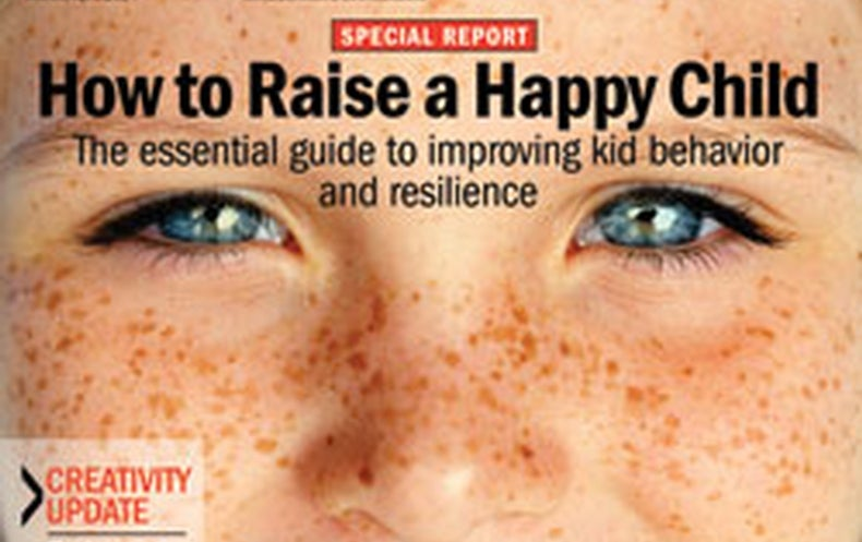 """Readers Respond to """"How to Raise a Happy Child"""""""