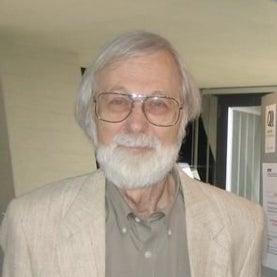 Abel Prize winner John Milnor of Stony Brook University