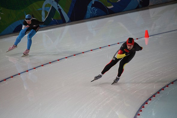 Why Speed Skaters Perform Better at Higher Elevations