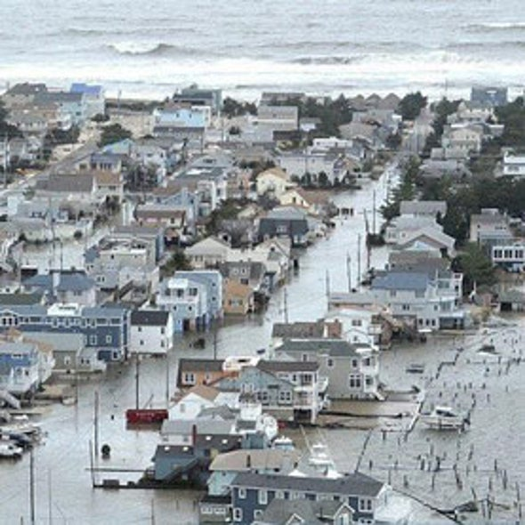 Loss of Natural Buffers Could Double Number of People at Risk from Hurricanes