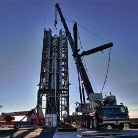 Minotaur V launch vehicle