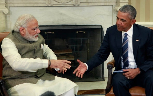 India's Conservative Prime Minister Proves Unlikely Climate Ambassador