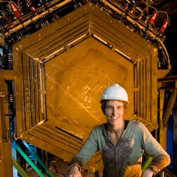 Particle Pals: Neutrino Experiment Shows Protons and Neutrons Pairing Up