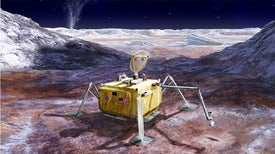 Signs of Life on Europa May Be Just beneath the Surface