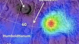 Rare Volcanoes Discovered on Moon's Far Side